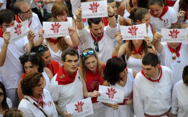 Pamplona festival 'wolf pack' rape trial comes to an end