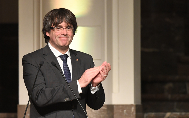 Puigdemont: Independence not the only solution to Catalonia crisis