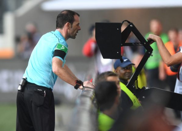 La Liga to introduce video technology in 2018
