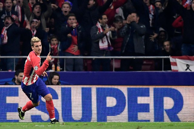 Griezmann gives Atletico Madrid hope of pulling off Champions League miracle