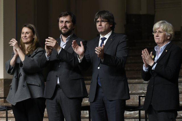 Analysis: Could Catalonia crisis expose Belgian divisions?