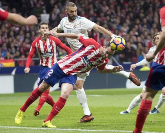 'Ghost striker' Benzema the fall guy as Real Madrid flounder