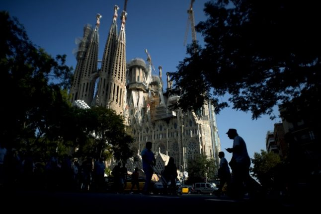 Catalonia sees visitor numbers drop in separatist crisis