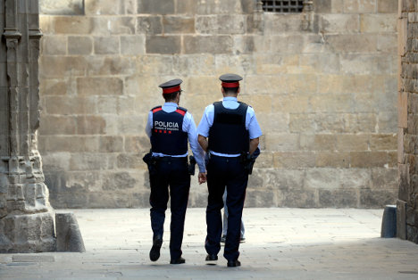 Spanish police suing Catalan satirists for 'insults'