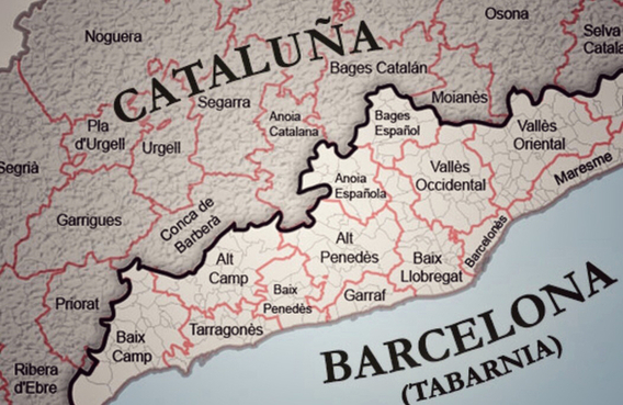 Tabarnia - the 'region' that wants to leave Catalonia
