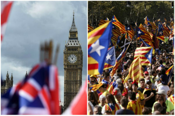 What do Brexit and the Catalan crisis have in common?
