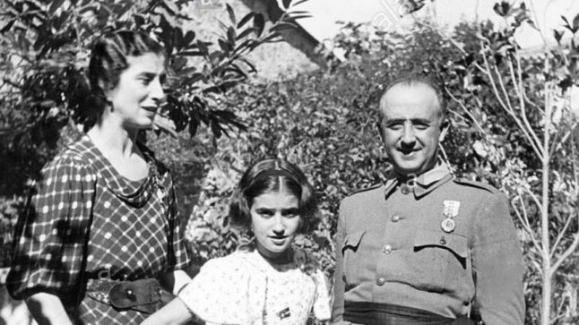 Spanish dictator Franco's only daughter dies