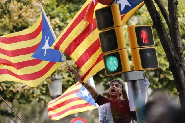 Explainer: How the independence drive has stalled the Catalan economy