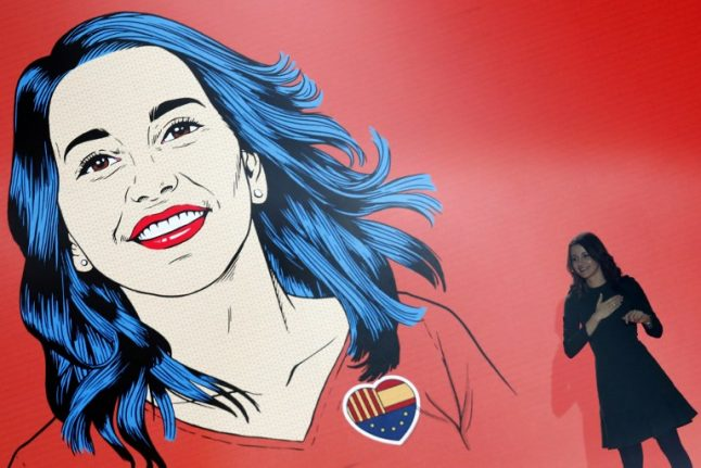 PROFILE: Inés Arrimadas, thorn in side of Catalan separatists