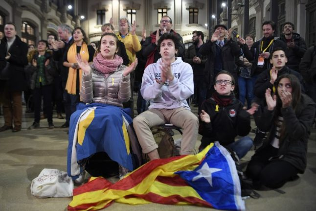 A 'bitter victory' for separatists in Catalonia after divided vote