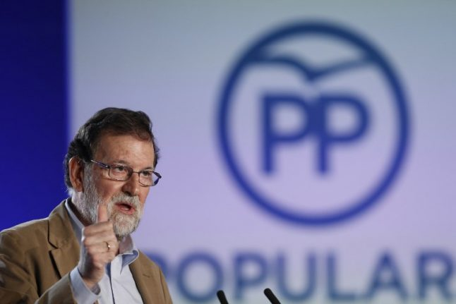 Spain's graft-plagued ruling party on trial for destroying evidence