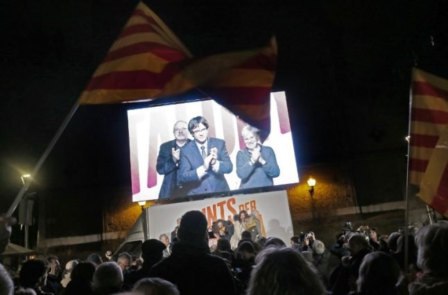 Divided Catalans face moment of truth on independence bid