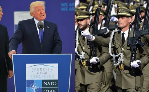 Trump and NATO push Spain to spend big on military