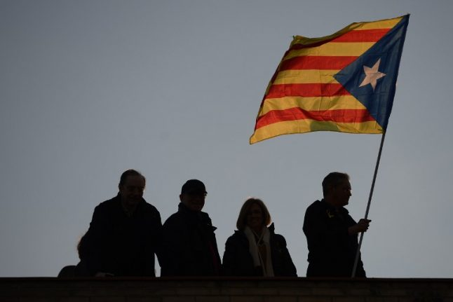 How does the rest of Spain feel about Catalan independence demands?