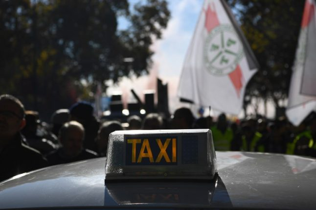 EU court strikes blow to Uber: It is a taxi service and can be regulated