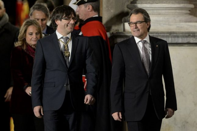 Catalan separatist party funded itself illegally, court rules
