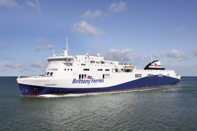 Direct ferry route announced between Ireland and Spain