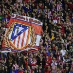 Football: Man arrested after Atletico Madrid fan stabbed