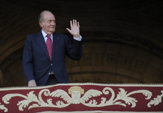 King Juan Carlos to stage comeback for birthday celebrations