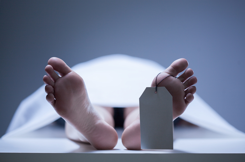 Morgue staff hear snoring from body bag and make an amazing discovery