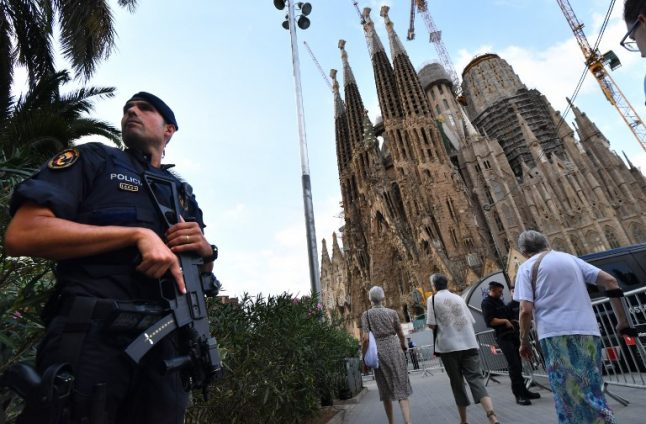 Islamic State terror cell planned Paris-style attack for Barcelona