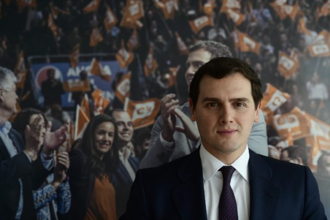 Albert Rivera: Spain's anti-independence Catalan who wants to be the next PM