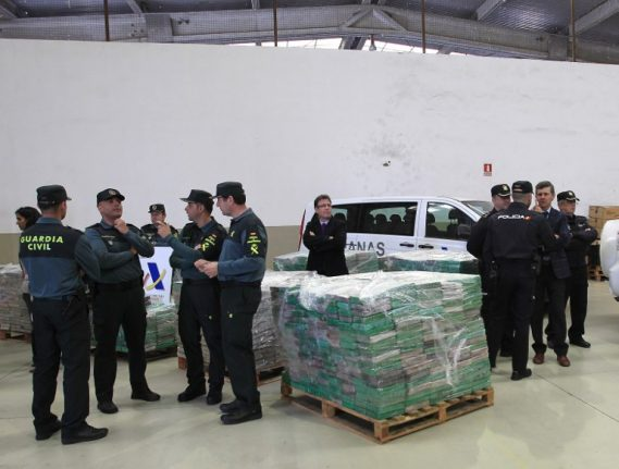 Spain beefs up policing to prevent south becoming 'dominated by narcos'