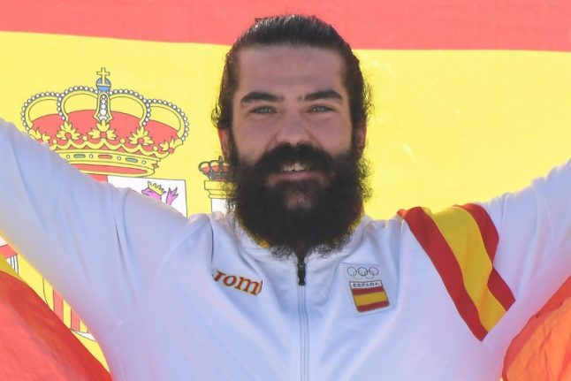 Snowboarder from Ceuta wins Olympic medal for Spain