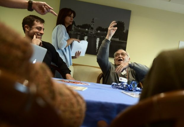 Ex-players tackle dementia in football-mad Spain