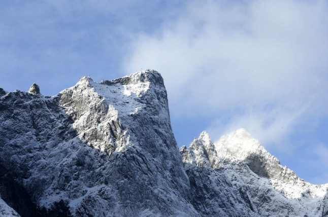 Spanish extreme sportsman becomes first to ski down Norway's Troll Wall