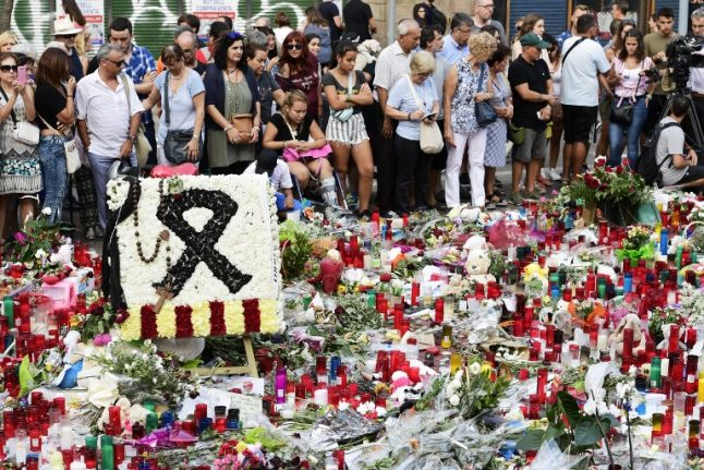 France charges man allegedly linked to Barcelona attack