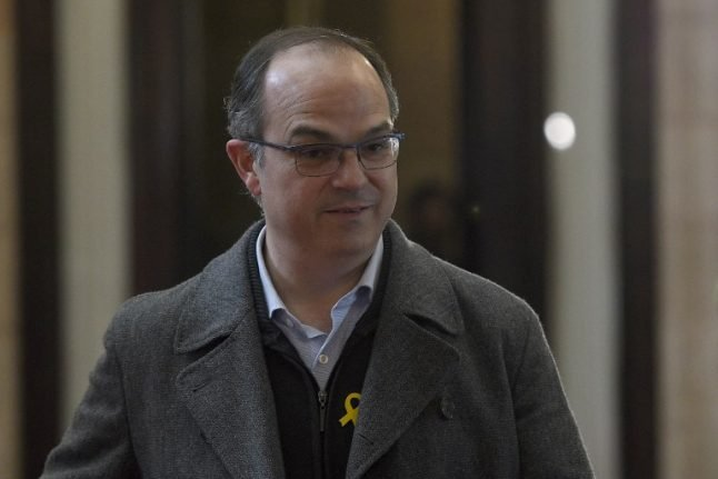 Catalan parliament to vote on new president