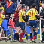 Spain cry foul over Romanian ref after Rugby World Cup qualifier defeat