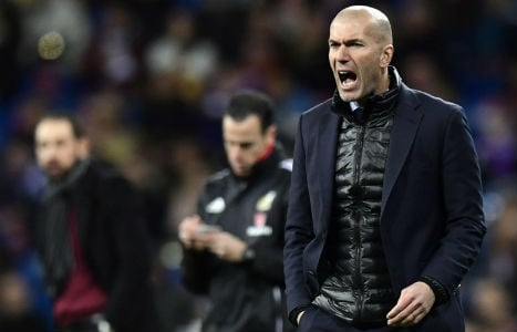 Zidane: 'Yes, I would like to stay as Real Madrid coach'