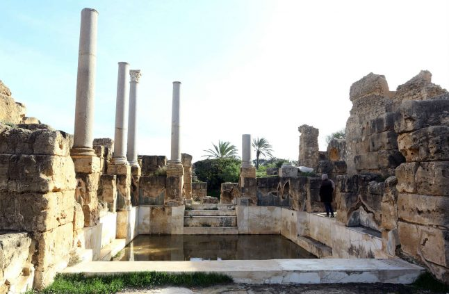 Antiques looted in Libya by Isis sold in Spain, two experts arrested