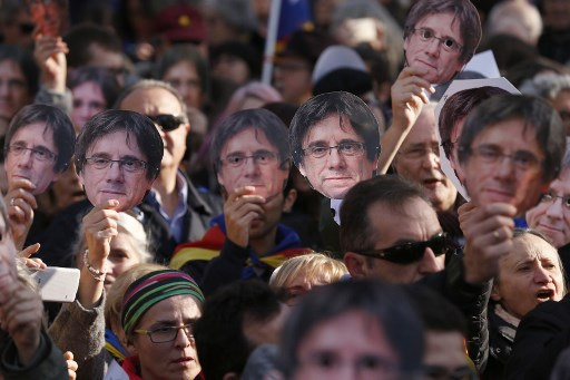 Swiss federal model an option for Catalans in Spain: Puigdemont