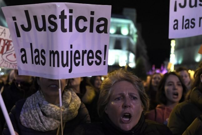 Everything you need to know about Spain's women's strike