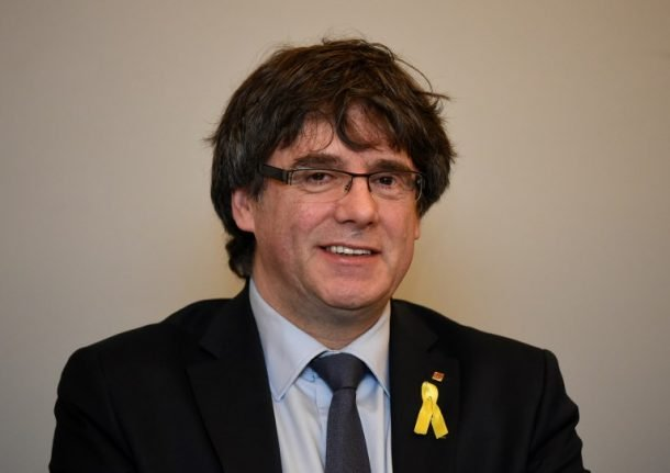Puigdemont: Waiting to declare Catalonia independence 'was a trap'