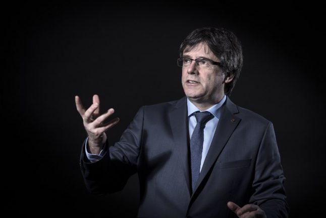 Catalonia's would-be president Puigdemont: from exile to abandon