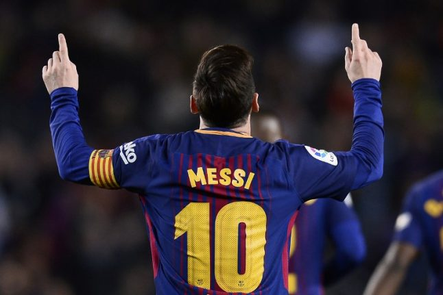 Messi named 'responsible tourism ambassador' by UN body