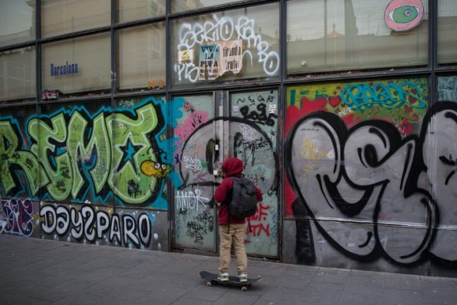Narcopisos: 'Drug flats' blight the heart of Spanish cities