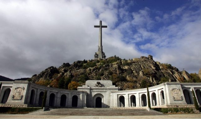 Spain begins to exhume bodies from Valley of the Fallen