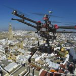 Bird's eye view: Drones are the Spanish traffic police's latest recruits