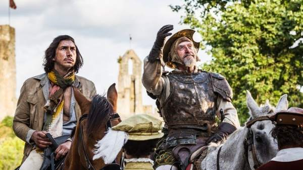 At last! Terry Gilliam's Don Quixote film will premiere at Cannes (20 years after project was started)