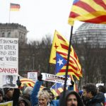 Hundreds rally in Berlin calling for Puigdemont's release