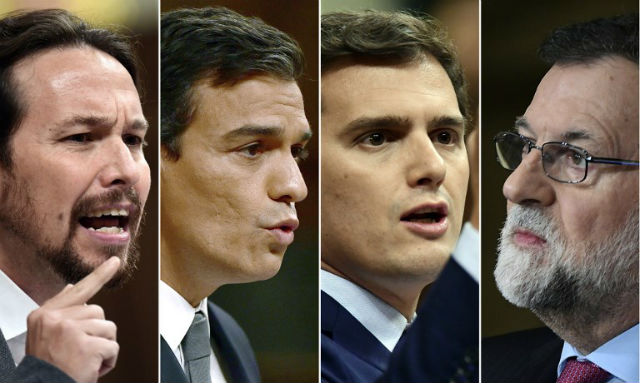 Spain's Socialists pledge 'elections within months' if vote succeeds
