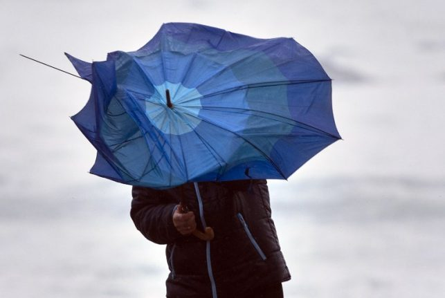 Extreme weather warnings issued in 25 provinces as storms sweep across Spain