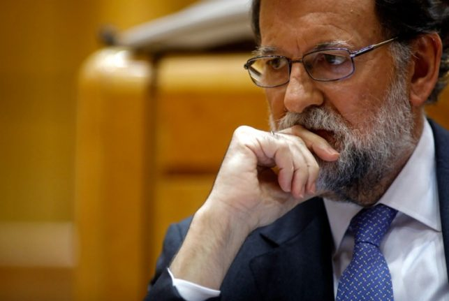 Catalan crisis could derail Spain's 2018 budget and PM