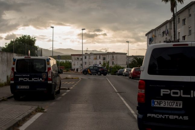 Spain police break up gang kidnapping migrants for ransom