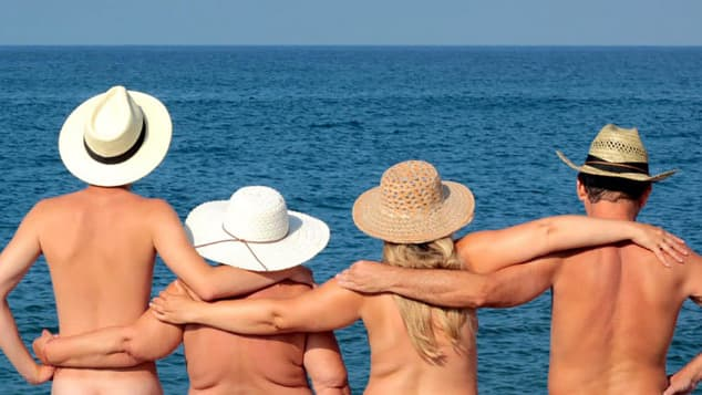 'Clothing optional': New website offers Spanish holiday homes for nudists